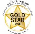 Concelo Gold Star Award